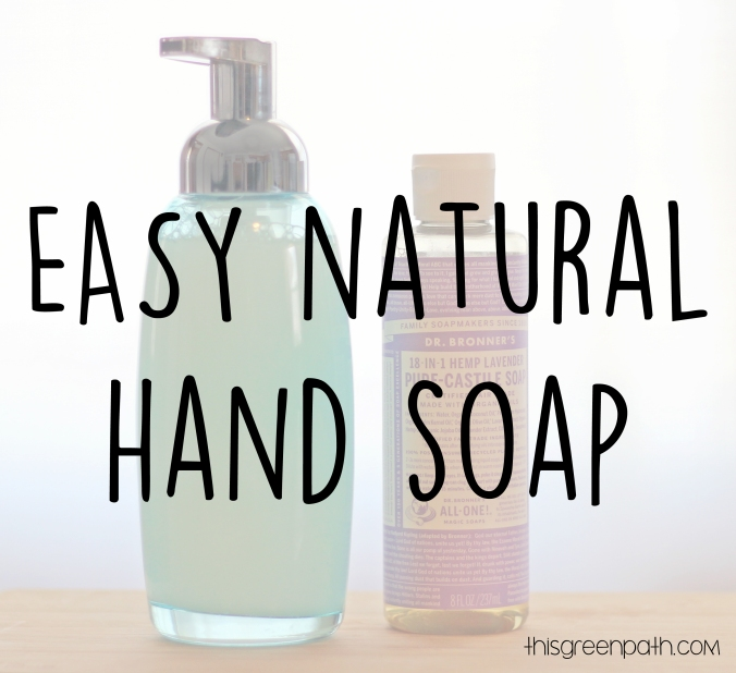 hand soap cover