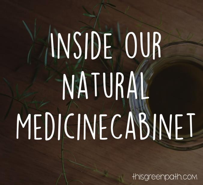 natural medicine cab cover